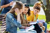 Schüler und Schülerinnen